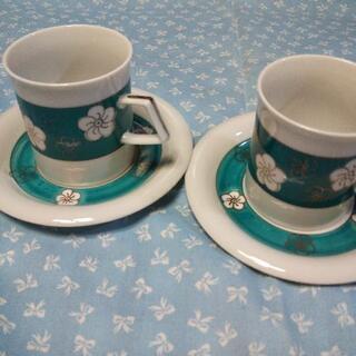 九谷焼☆コーヒーカップ5客