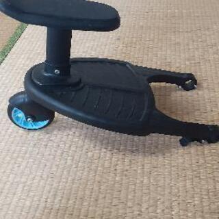 ベビーカー補助ペダル   ベビーカーステップボード