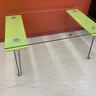 IKEA ガラステーブル サイドテーブル Y10