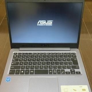 【ネット決済・配送可】ASUS E406SA-S3060G