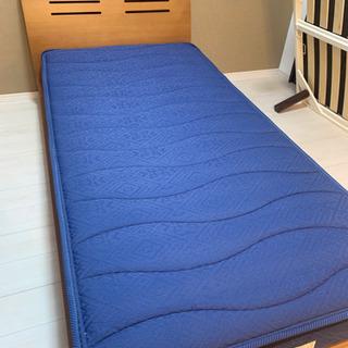 シングルベッド,マットレス