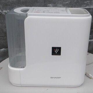 シャープ  加湿器 プラズマクラスター7000 ハイブリッド式 ...
