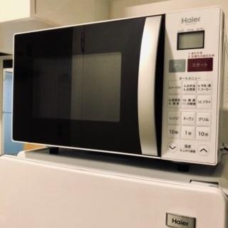 オーブンレンジ 電子レンジ  Haier JM-V16C 白