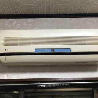 エアコン ジャンク扱い LG ルームエアコンRA-220E1