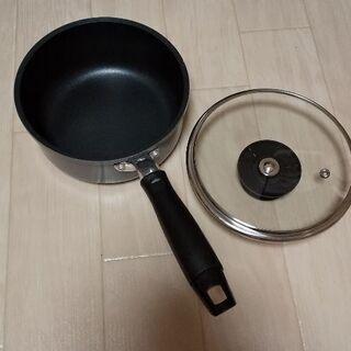 片手鍋(ミルクパン) 新品 IH非対応