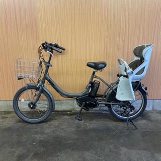 子供乗せ 電動自転車 BRIDGESTONE ビッケ 20…