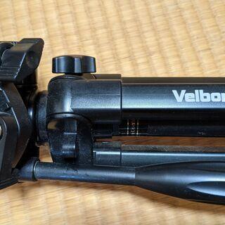 【カメラ三脚】Velbon EX-440 全高153cm 一眼レ...