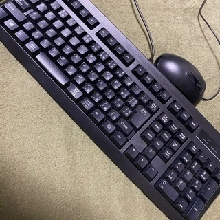 USB キーボード マウス 未使用品