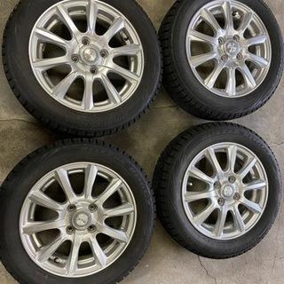 スタッドレスタイヤ ホイールセット 155/65R14