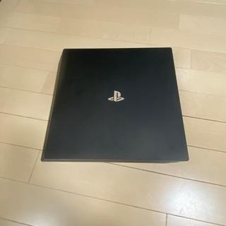 PS4 Pro 最新最終型 美品 BLACK