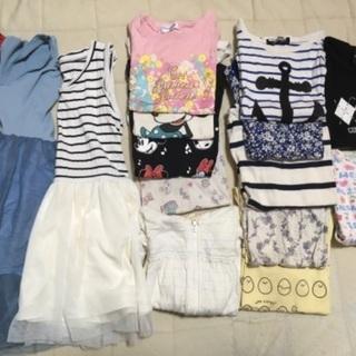 女の子衣服110〜120㎝ 30着以上