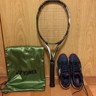 【ネット決済】テニスラケット&テニスシューズ