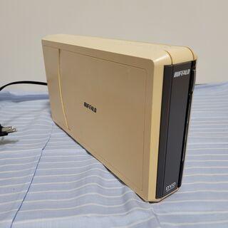 据え置きタイプ DVDライター