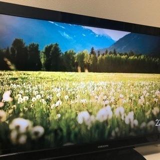 ORION 40型液晶テレビ