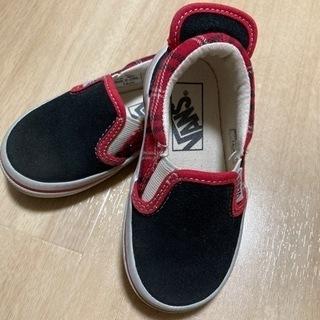 子供靴 14cm vans