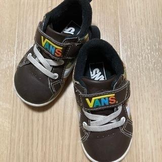 子供靴 13,5cm vans