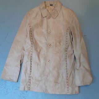 高級 豚革  ジャケットsサイズ