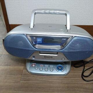 Panasonic  MD,CDプレイヤー