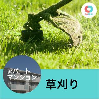 ¥8000~ 草刈り【長崎県長崎市西坂町】年4回!高収入!短日!...