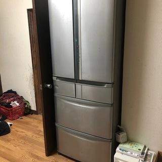 【ネット決済】HITACHI  R-SF52AM 冷凍冷蔵庫 値下げ可