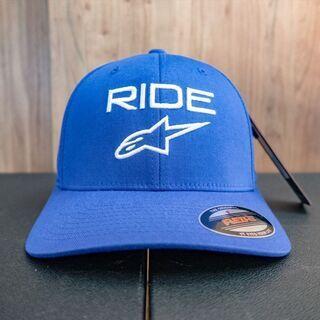 【新品】Alpinestars Ride 2.0 hat 青 L/XL