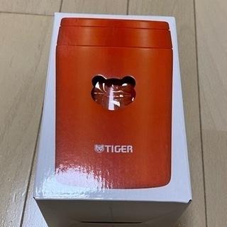 【欠け有】タイガー スープジャー 380ml  レッドチリ