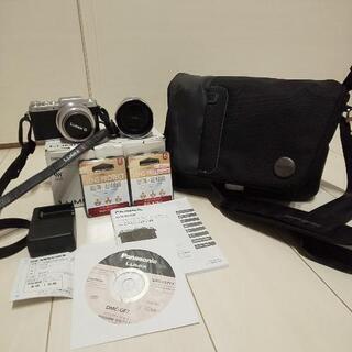Panasonic  DMC-GF7W-S & Samso…