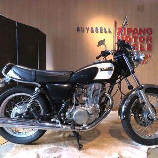□ YAMAHA SR400 2H6 ヤマハ 400cc …