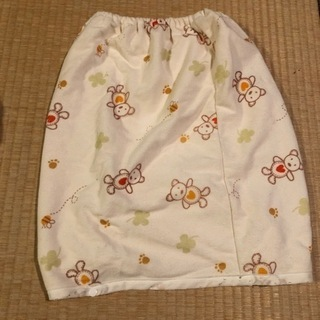 おねしょスカート1