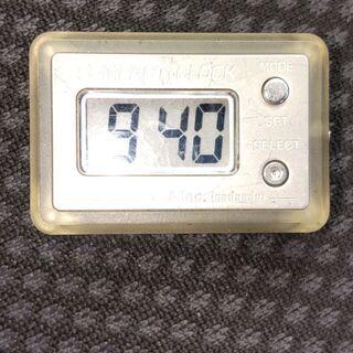 デイトナバイク用時計
