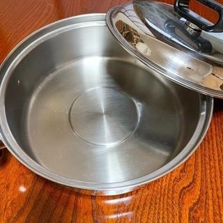 卓上鍋、おでん鍋にもなります