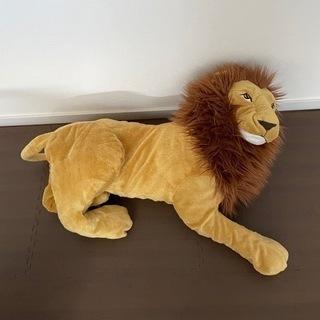 IKEA ライオン ぬいぐるみ