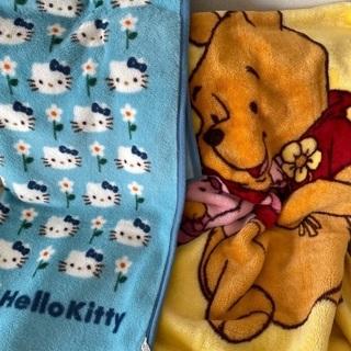 お子様用毛布 2枚組