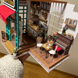 ドールハウス coffee shop