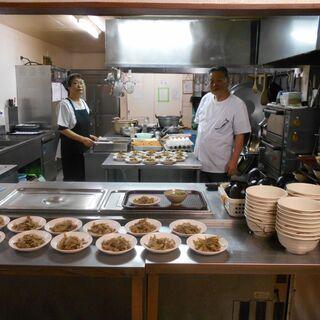 【社員食堂の調理スタッフ】コロナ禍でも安定してシフトに入っ…
