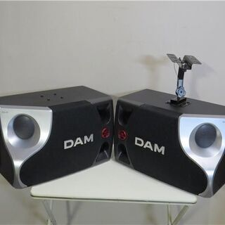 No2 第一興商 DAM DDS-80 スピーカー2本 音…