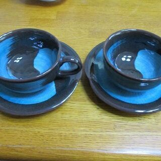 エスプレッソ用ミニカップ2個