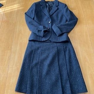 スーツ 紺色 5号