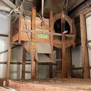 木製ヤスノ アンティーク 風車