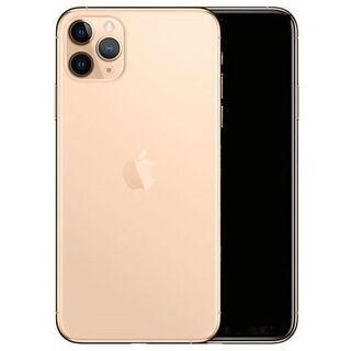iPhone11 Pro Max、64GB、GOLD、SIMフリ...