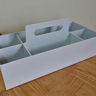 MUJI 無印良品 ポリプロピレン収納キャリーボックス