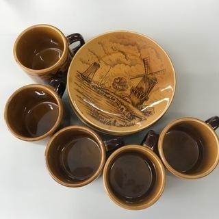 コーヒーカップ差し上げます