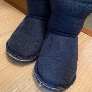 キッズ ブーツ 17センチ
