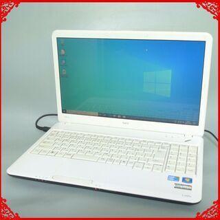 【ネット決済・配送可】即使用可 ノートパソコン Windows1...