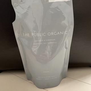 THE PUBLIC ORGANIC シャンプー