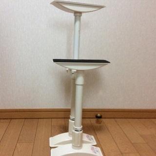 耐震ツッパリ棒 3セット(6本)を1,000円で。