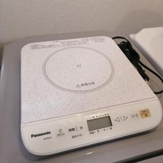 Panasonic IH調理器 2010年製 KZ-PH31