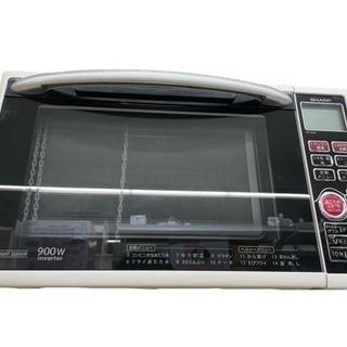 GM720【クリーニング済】SHARP オーブンレンジ RE-S...