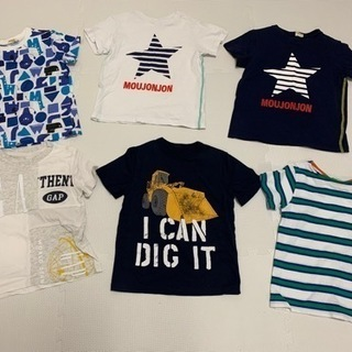 子供服まとめ売り Tシャツ 計着