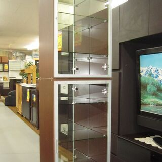 R090 ハイタイプコレクションケース、ガラスコレクション…